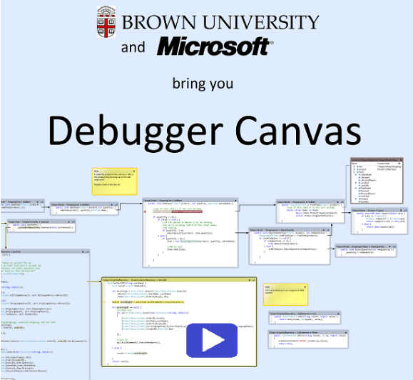 Debugger Canvas